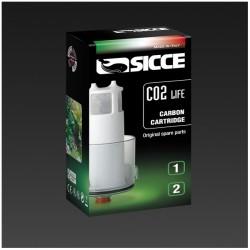 S CO2 LIFE 1 COMPL. CARBON CARTRIDGE L 60