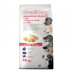 TropiDog Adult M&L patka