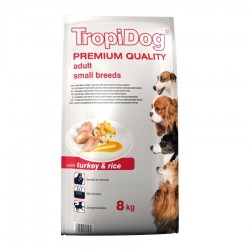 TropiDog Adult S puretina 2,5 kg
