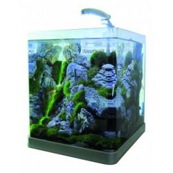 AN Akvarij Nano 21 L Silver