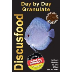 Day by Day Discus Food