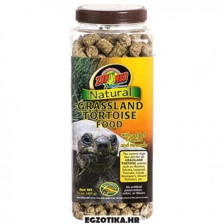 ZOOMED Grassland Tortoise Food