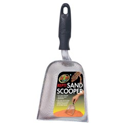ZOOMED Sand Scooper