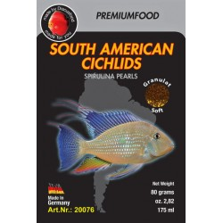 South American Cichlids – Spirulina Pearls