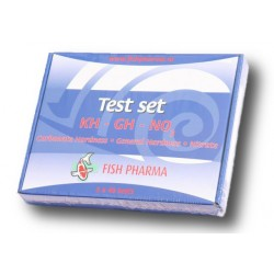 Test Set za KH - GH - NO3