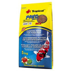 Tropical Pond Pellet Mix 5 kg