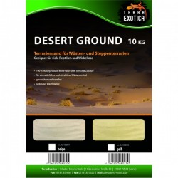 TE Desert Ground - pijesak 10 kg