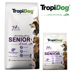 TropiDog Premium Senior