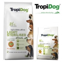 TropiDog Premium Light / Sterilized