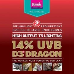 Acadia T5 D3+ 6% UVB