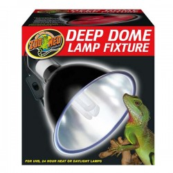 Zoo Med Deep dome