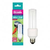 Arcadia 20 W Compact Bird Lamp