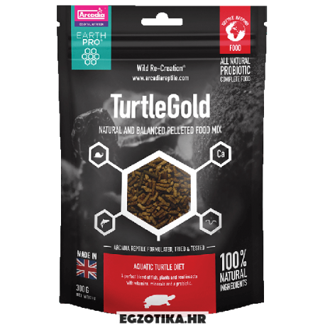 Arcadia Earth Pro Turtle Gold 300g