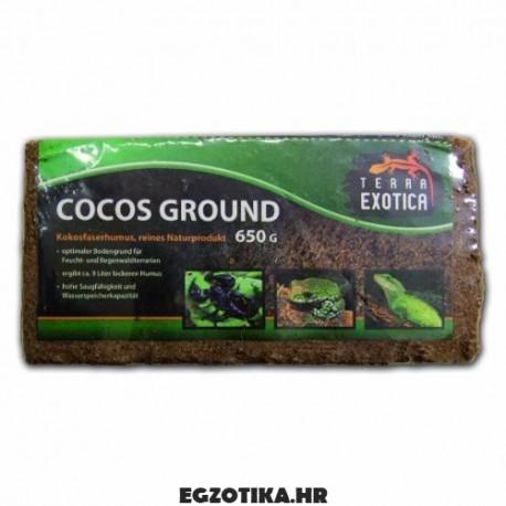 TE Cocos Ground 650 g - Kokosov treset