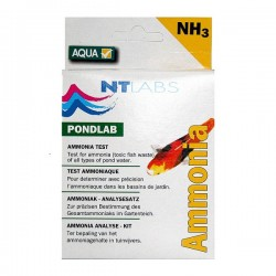 Pondlab Ammonia Test Kit - 40 Tests