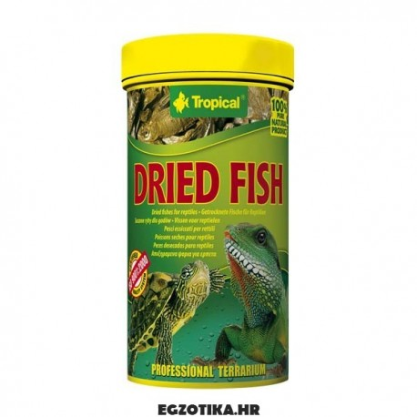 Tropical Dried Fish