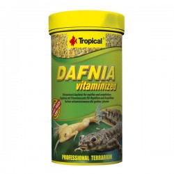Tropical Dafnia vitaminized - Reptiles