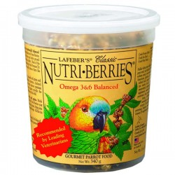 LAF NUTRIBERRIES PARROTS 340G
