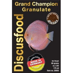 Grand Champion Discus Food