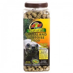ZOOMED Grassland Tortoise Food