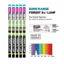 Arcadia Forest 5% UVB EURO RANGE 18W