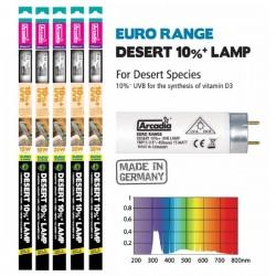 Arcadia Desert 10% UVB EURO RANGE 18W