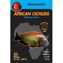 African Cichlids – Spirulina Pearls