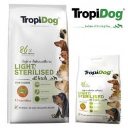 TropiDog Premium Light / Sterilized