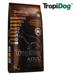 TropiDog M&L Australska janjetina 15 kg