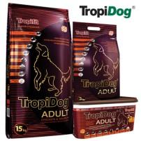 TropiDog Adult M&L Piletina i Losos